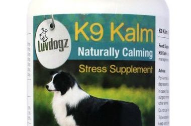 K9 KALM – NATURALLY CALMING STRESS SUPPLEMENT FOR DOGS