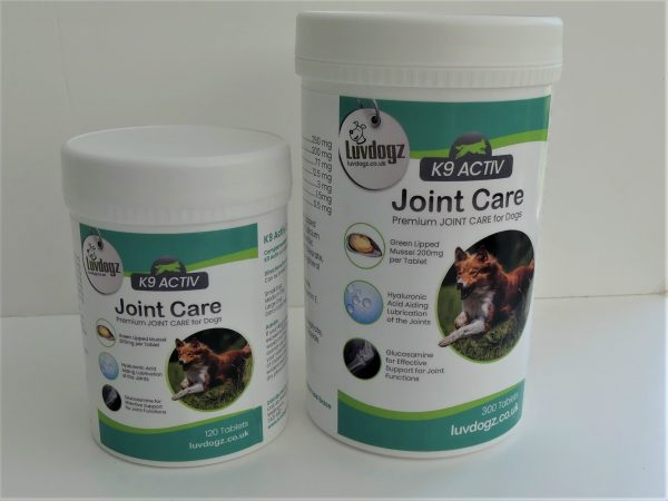 Premium Joint Care for dogs Green Lip Musel