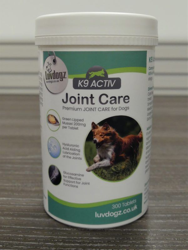 K9 Activ Joint Care Tablets 1