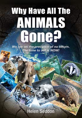 Why have all the animals gone? Book