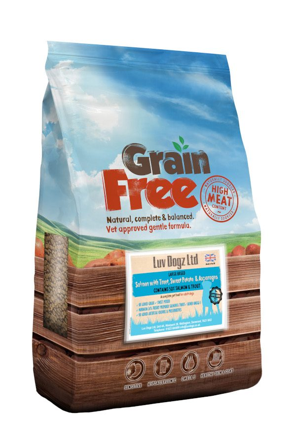 Salmon Trout Grain Free Joint Care