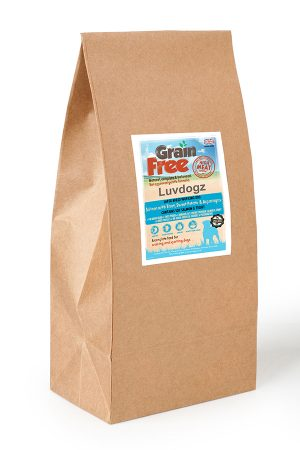 Grain Free Joint Care Added Omega 3 Digestive Health Large Breed Adult size kibble