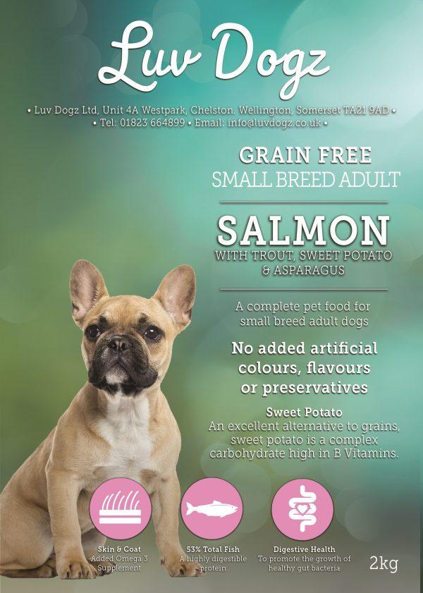 Grain Free Adult Small Breed
